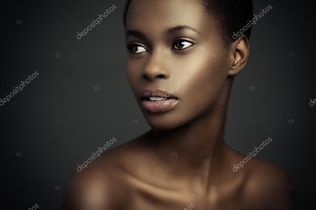 самая красивая чернокожая девушка фото