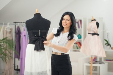 Fashion Designer at Her Studio