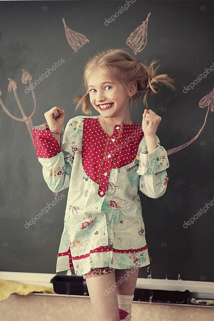 фото девчонки смешные