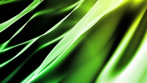 měkké zelené pozadí smyčky