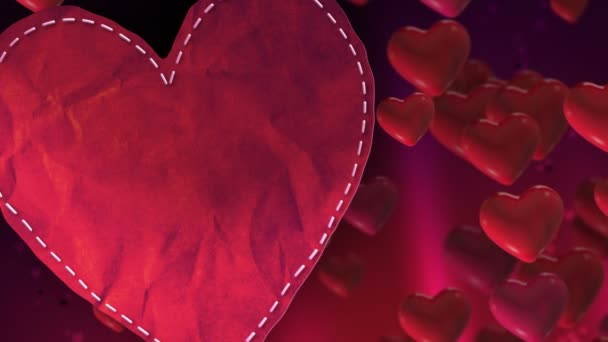 Valentin-szív hurok