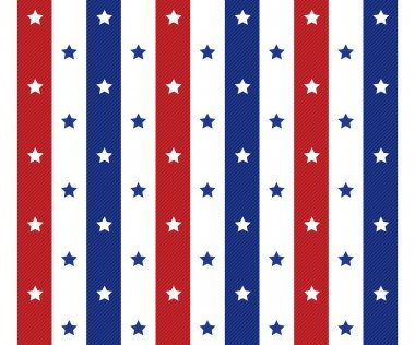 american seamles pattern background