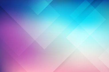 Abstract vector background blue and pink. layered. stock vector