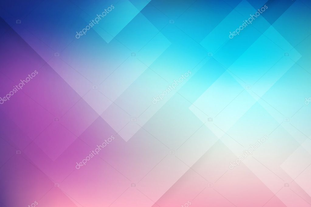 Abstract vector background blue and pink