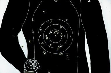 Target gun