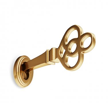 3D Ancient Golden Key