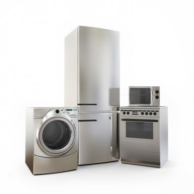 Electronics Fridge Microwave washer and electric-cooker Home Appliances