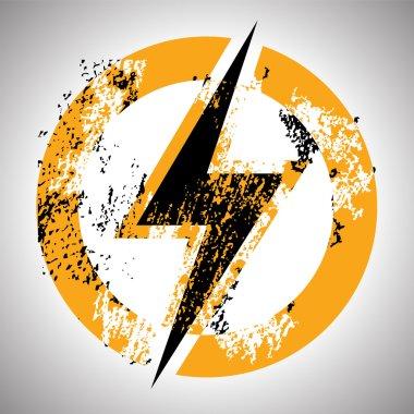 Lighting thunder in circle