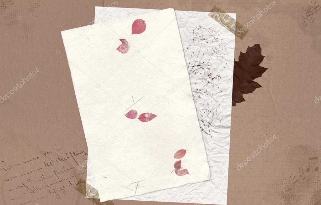 autumn stationery stock photo yosevv 36220623