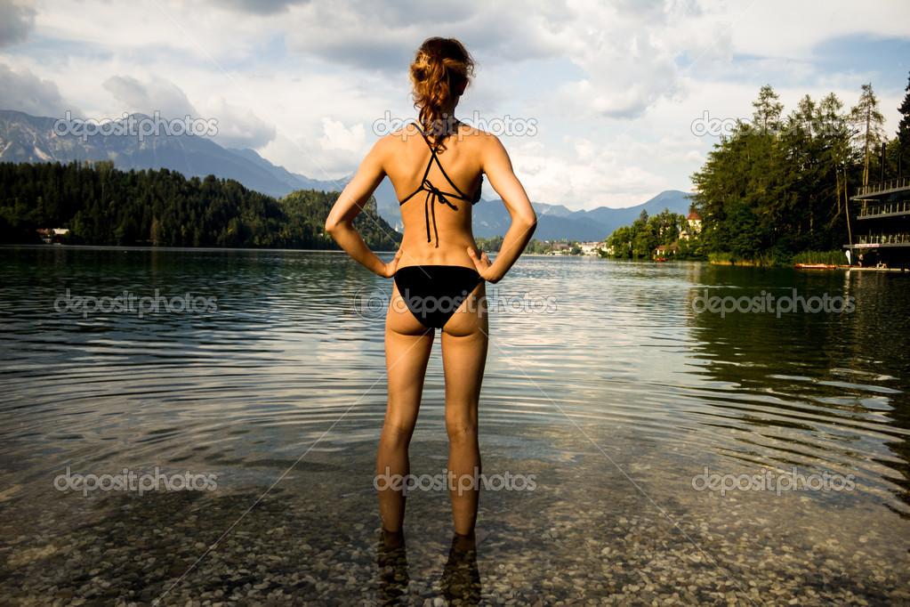 Mountain lakes milf women