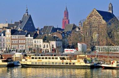 Maastricht cityscape