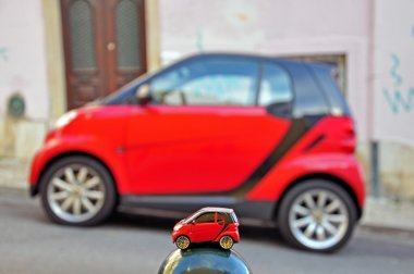 Smart car and the copy