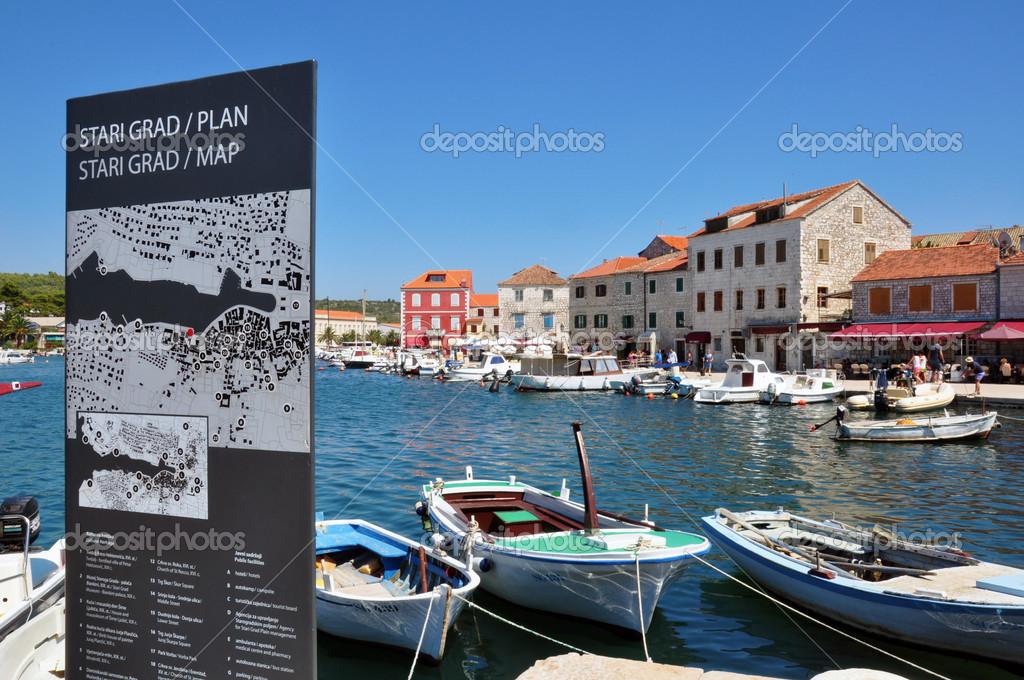 Resultado de imagen de Stari Grad (Croacia)