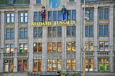 Museum madame Tussaud in Amsterdam
