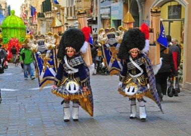 Malta Carnival 2014 in Valletta