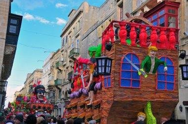 Carnival of Malta 2014