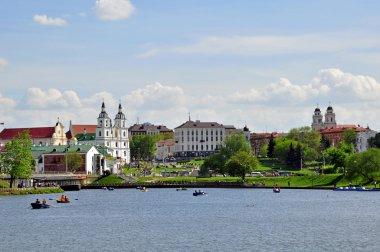 Minsk cityscape