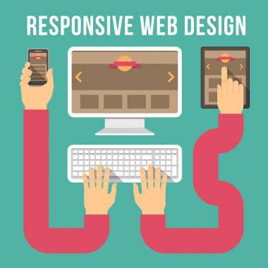 Responsive Web Design Connections