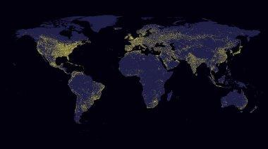map world light