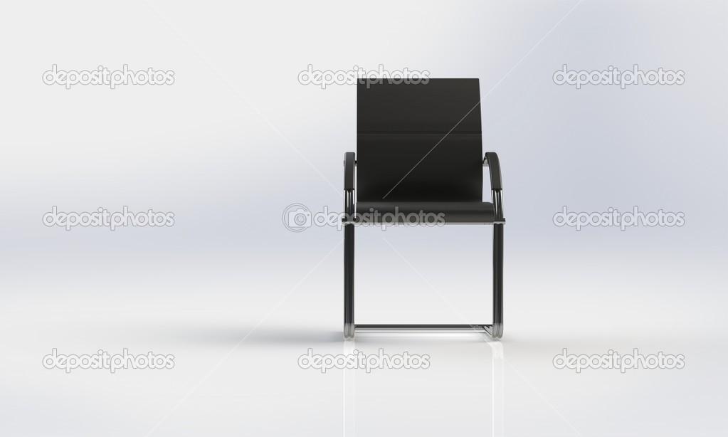 Poltrona Ufficio Elegante : Sedia da ufficio elegante isolato su bianco u foto stock chupi