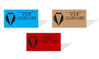 Vip club cards
