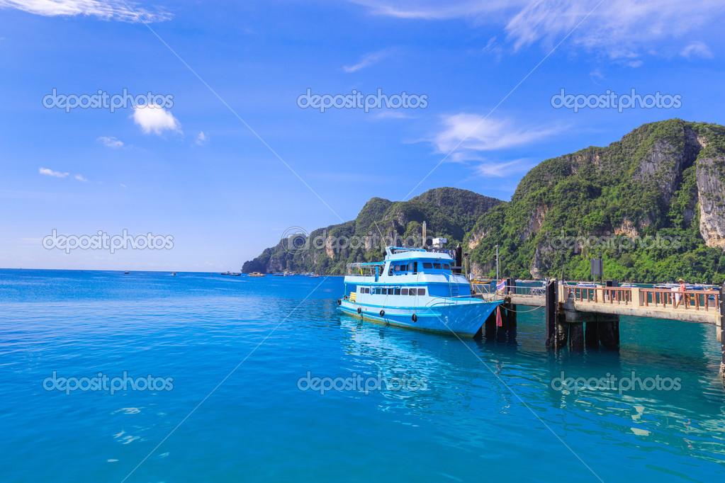 port transports phiphi island