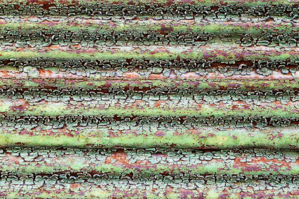 patrón de una superficie rugosa de metal oxidado — Foto de stock ...