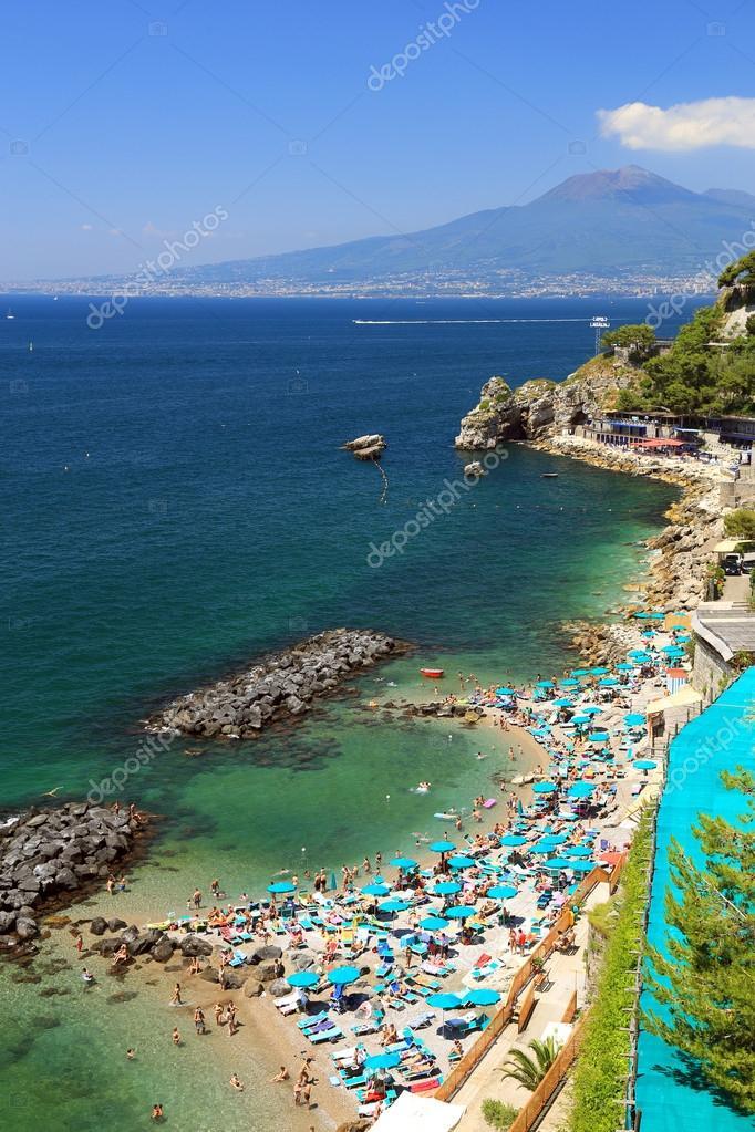 Vesuvius Volcano and the Amalfi Coast