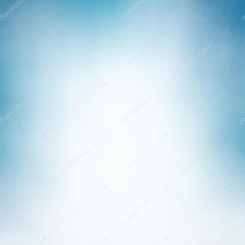 Abstract blue background.