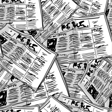 Newspaper Texture Free Vector Eps Cdr Ai Svg Vector Illustration Graphic Art