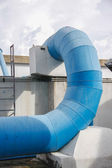 potrubí závlahové vody