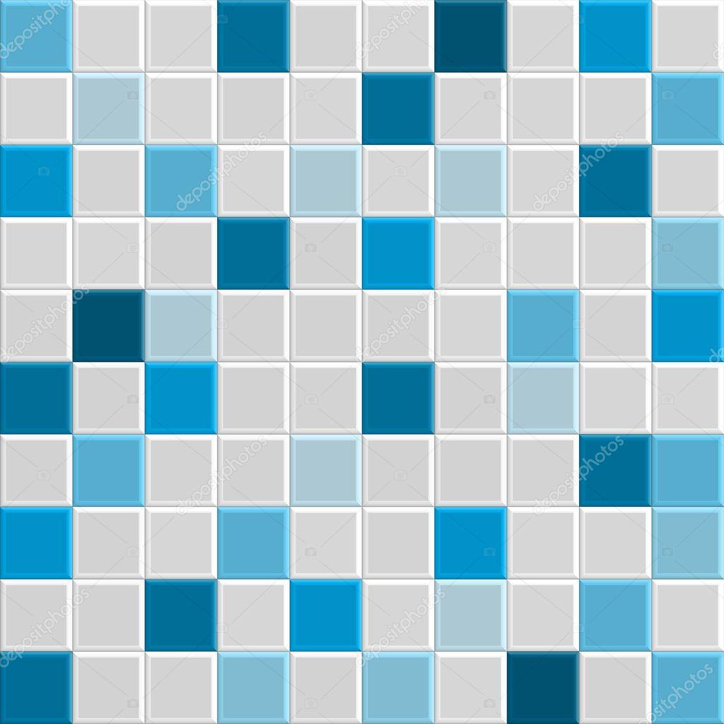 blue tile texture
