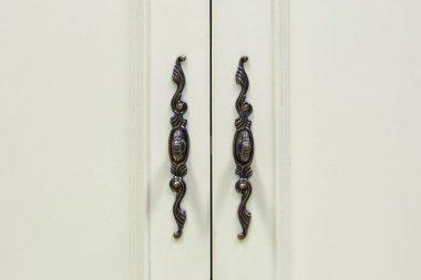 handle of cupboard