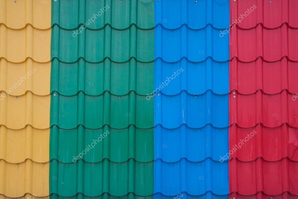Faser Kunststoff Dach Ziegel Stockfoto C Chartcameraman 49459571