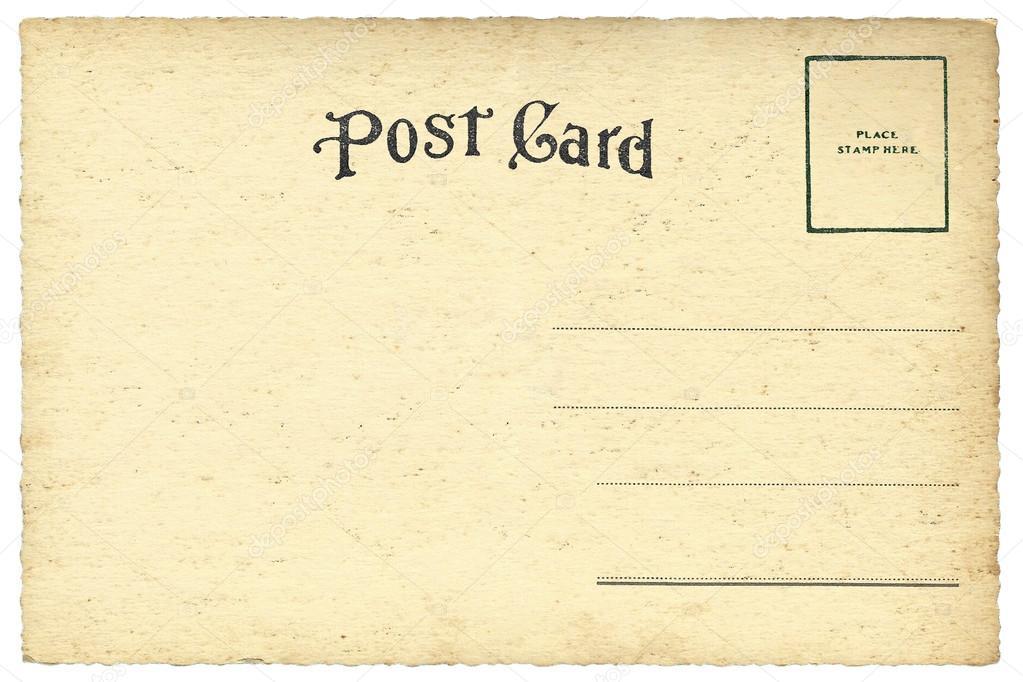 back of vintage blank postcard stock photo ztudiototo 47189155