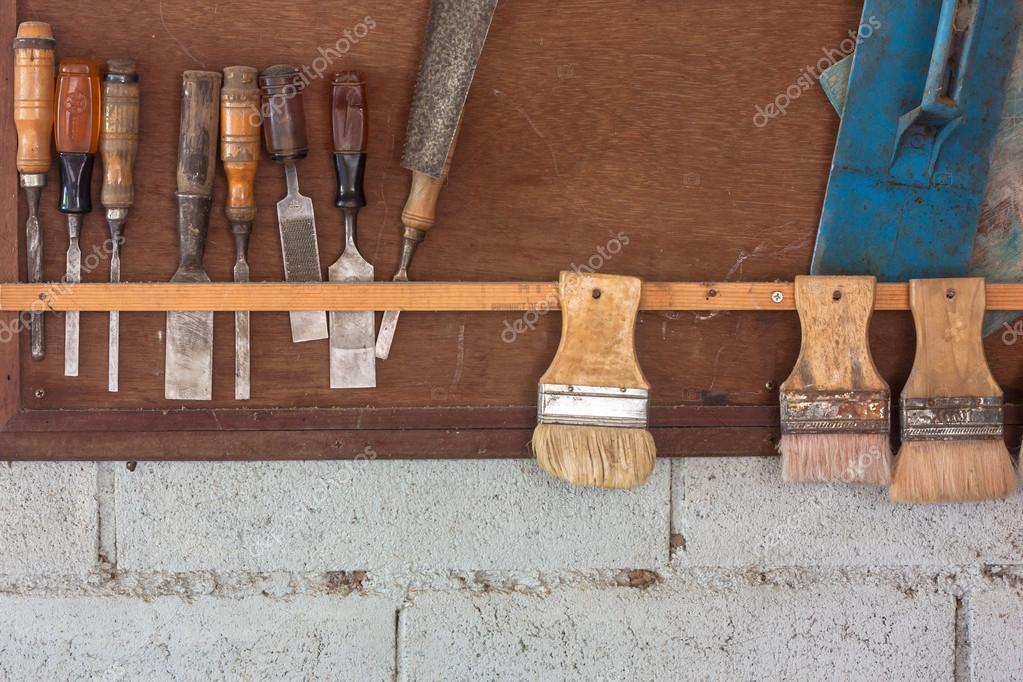 Various Old Craftsman Stock Photo C Anuruk 38866959