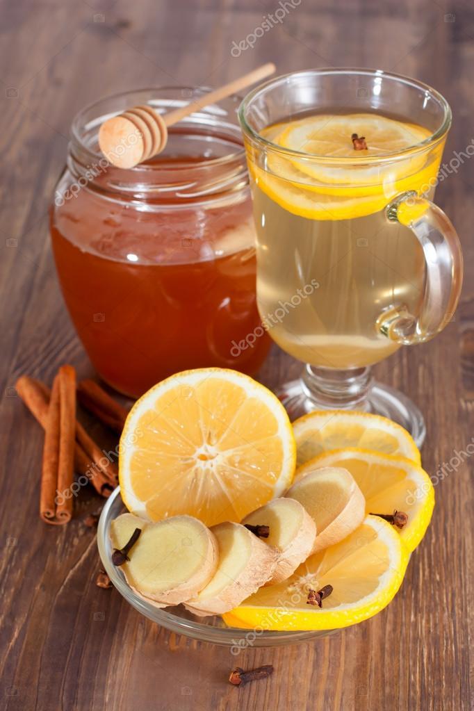 h ci lemon tea