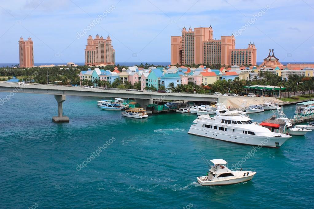 Atlantis Resort In Nassau Bahamas Stock Editorial Photo