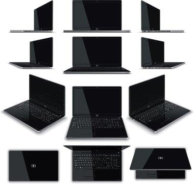 Laptop Multiple Views