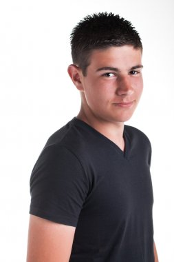 young male model