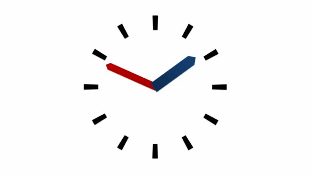 Clock - 12 Hours