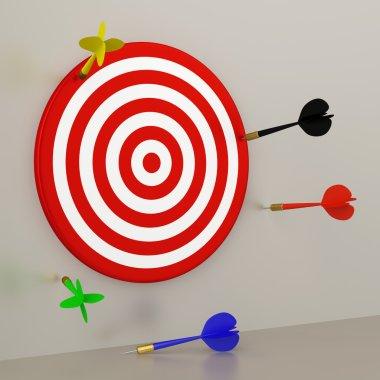 Target and Darts
