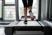 Training auf einem Laufband