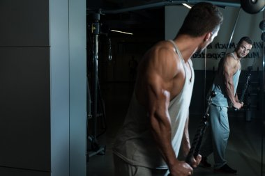 Exercise For Triceps With Cable
