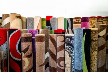 Stack Of Rugs