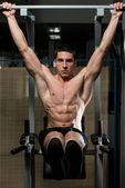 trénink břišních svalů