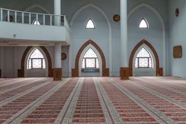 Mosque Istiqlal In Sarajevo Interior