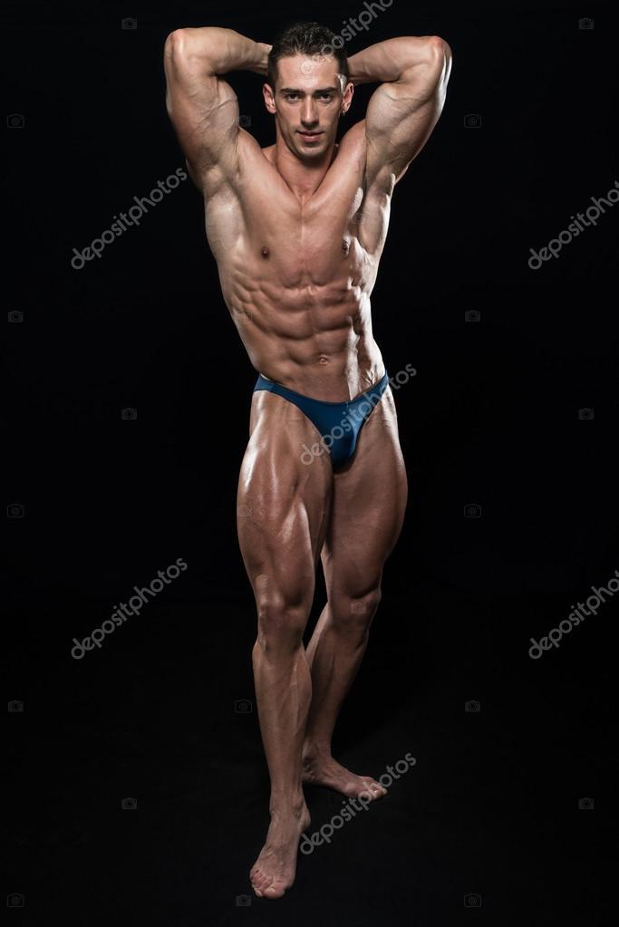 Images - Muscle men flexing