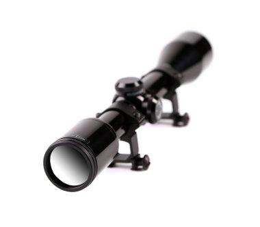 Rifle scope isolate