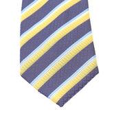 Stripy necktie